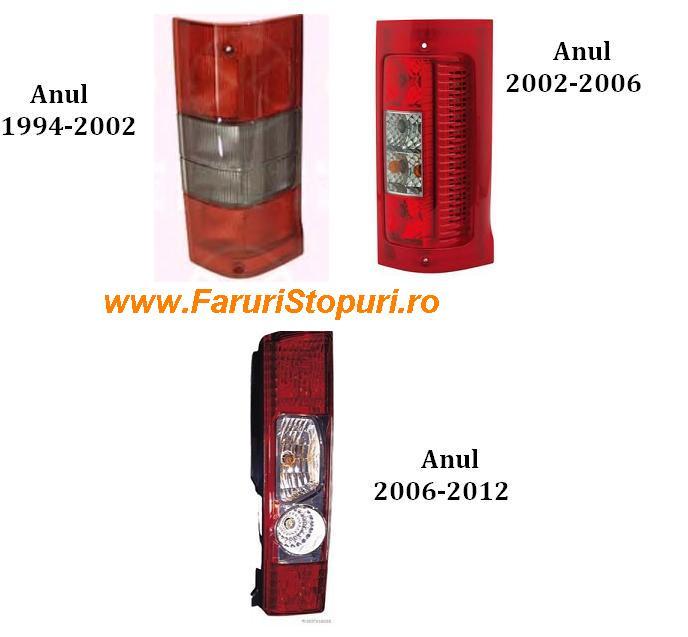 Pret Stopuri stanga, dreapta Peugeot Boxer 1994-2014