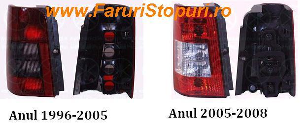 Pret stopuri stanga, dreapta Peugeot Partner 1996-2008