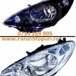 Pret Faruri stanga, dreapta Peugeot 1007 2005-2014