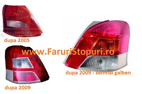 Pret Stopuri stanga, dreapta Toyota Yaris 1999-2014