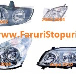 Pret Faruri stanga, dreapta Toyota Corolla 1997-2014