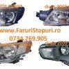 Pret faruri stanga, dreapta Mitsubishi Outlander 2003-2014
