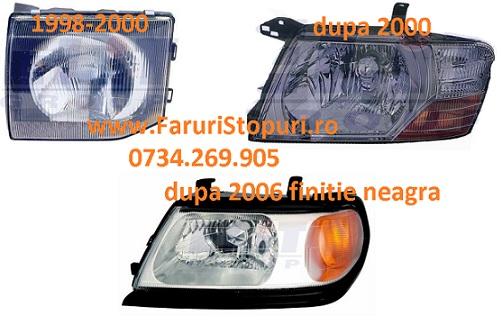 Pret Faruri stanga, dreapta Mitsubishi Pajero 1998-2014