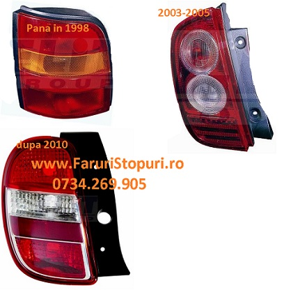 Pret Stopuri stanga, dreapta Nissan Micra 1998-2014