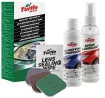 Kit de polish faruri Turtle Was