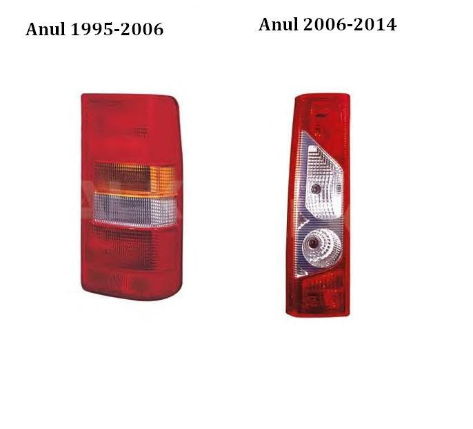 Pret stopuri stanga, dreapta Peugeot Expert 1995-prezent