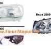 Pret Faruri stanga, dreapta Toyota Rav 4 1994-2014