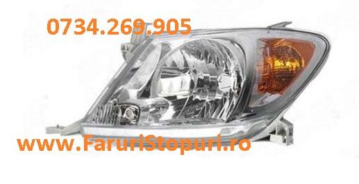 Pret Faruri stanga, dreapta Toyota Hilux 2005-2014