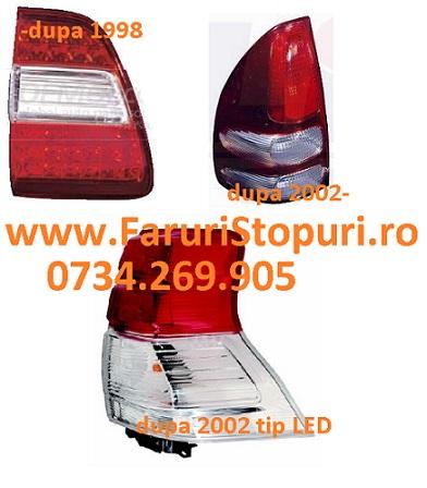 Pret Stopuri stanga, dreapta Toyota Land Cruiser1998-2014