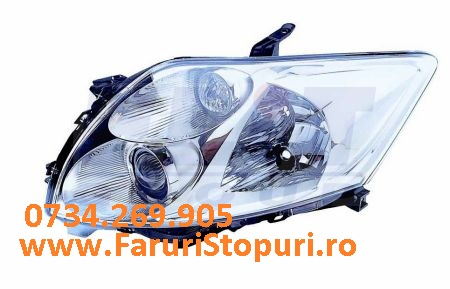 Pret Faruri stanga, dreapta Toyota Auris 2006-2014