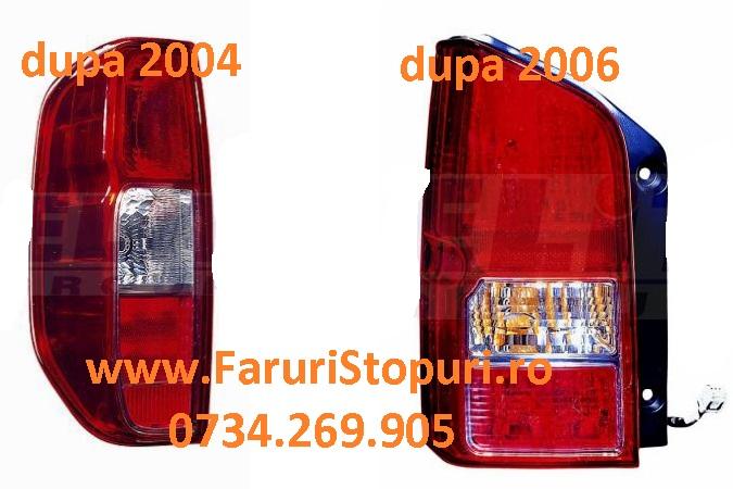Pret Stopuri stanga, dreapta Nissan Navara 2004-2014
