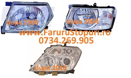 Pret Faruri stanga, dreapta Nissan Patrol 2000-2014
