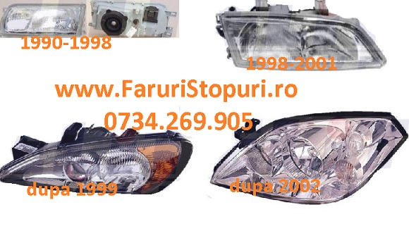 Pret Faruri stanga, dreapta Nissan Nissan Primera 1990-2014